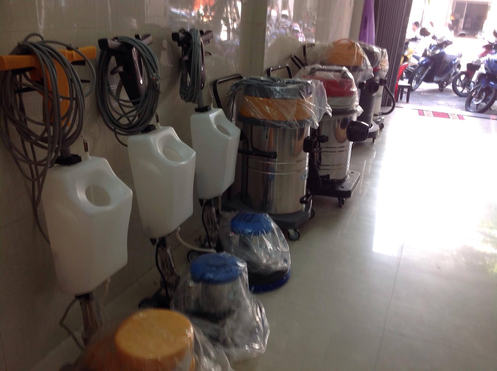 Cung cấp thiết bị vệ sinh công nghiệp