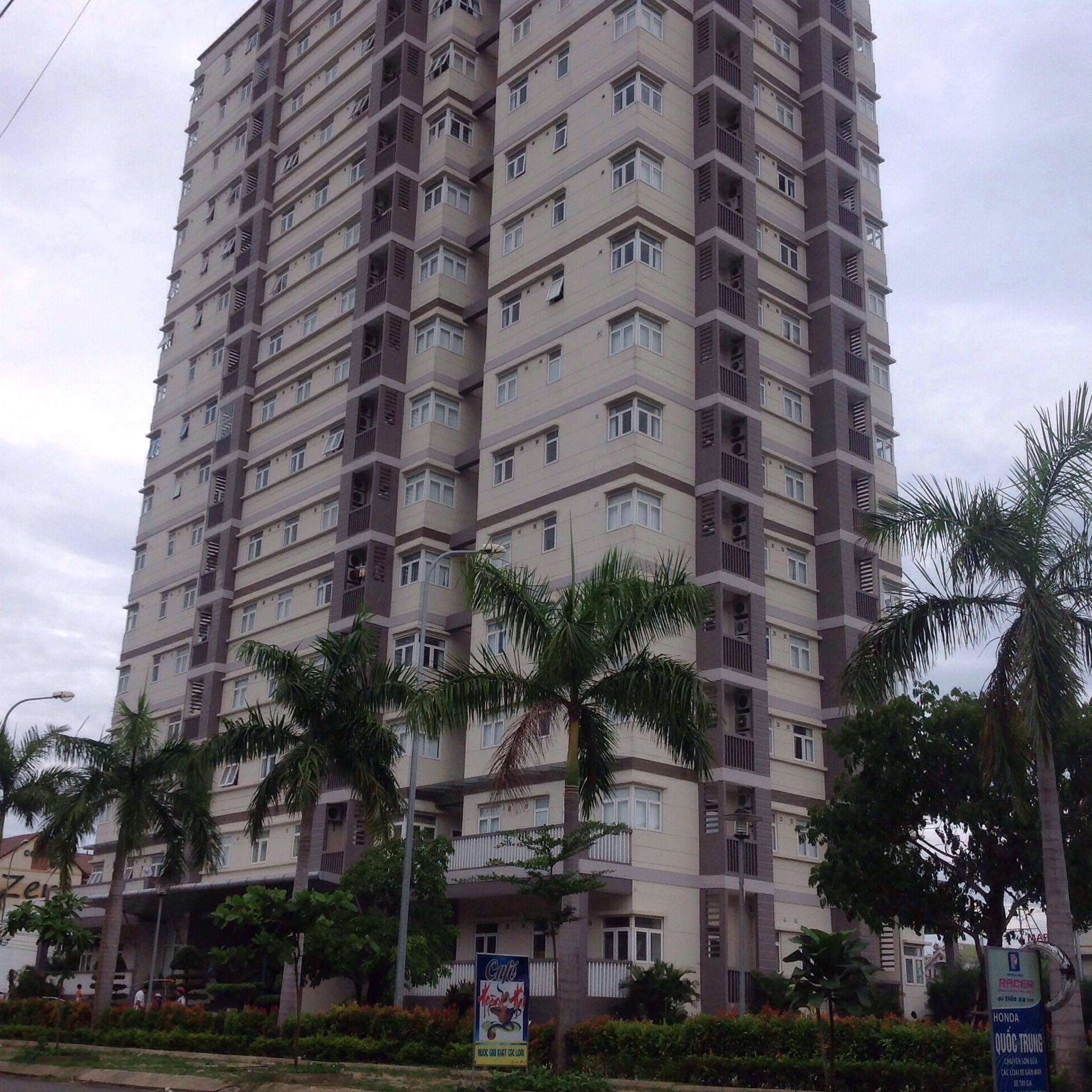 Tòa nhà chung cư cao cấp HARMANY