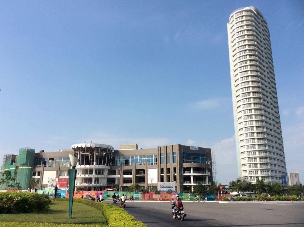 Tòa nhà chung cư cao cấp AZURA