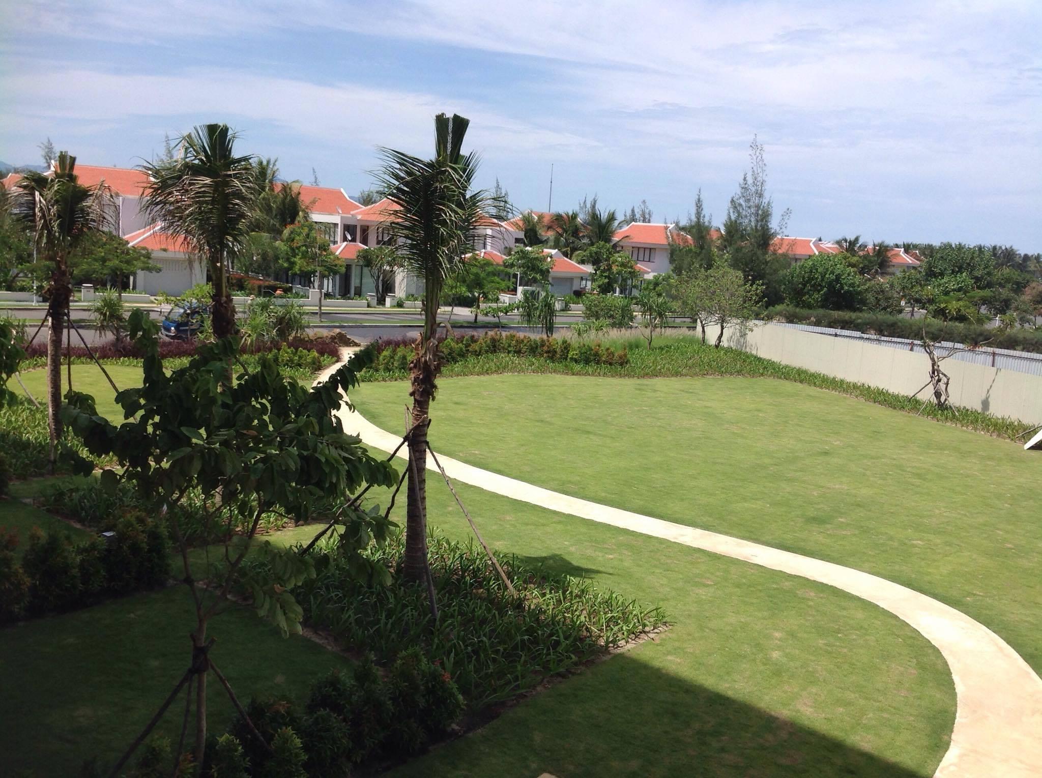 Khu nghỉ dưỡng The Ocean Villa